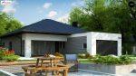 Фото проекта дома Z403 вид с улицы