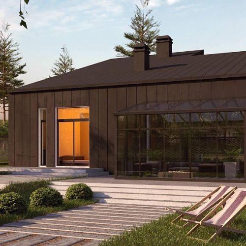 Фото проекта дома Z450 вид 2
