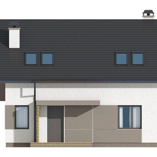 Фасад дома Z65 v2 1