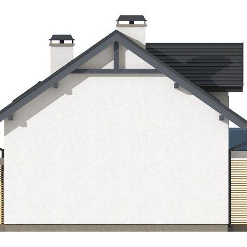 Фасад дома Z65 v2 2
