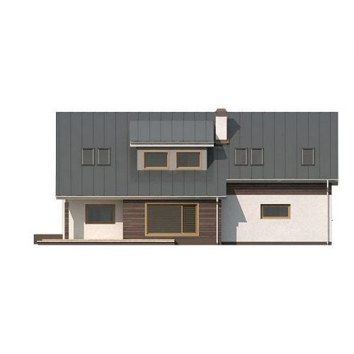 Фасад дома Z68 GL2 3