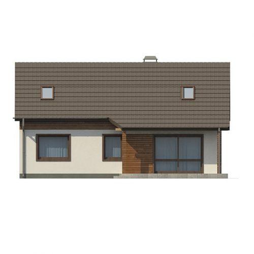 Фасад дома Z7 P 35 3