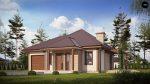 Фото проекта дома Z73 L GL вид с улицы