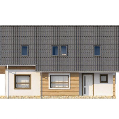 Фасад дома Z79 1