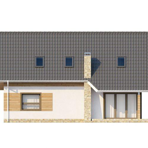 Фасад дома Z79 2