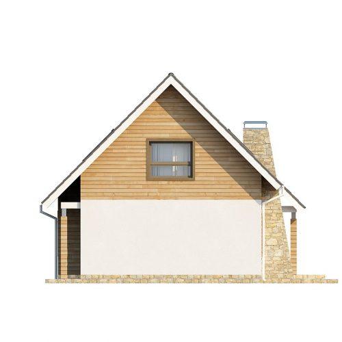 Фасад дома Z79 3