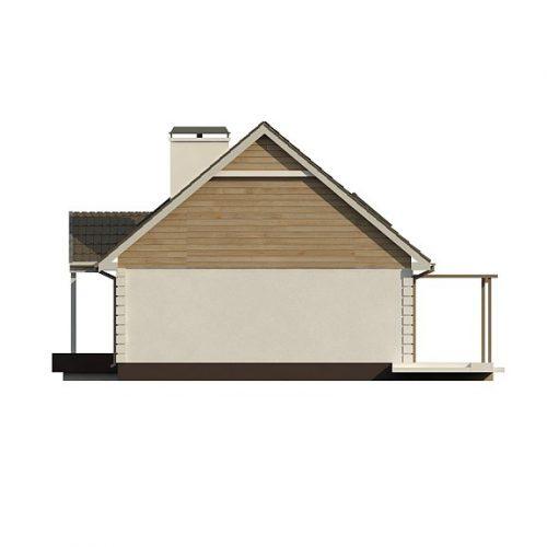 Фасад дома Z8 B 40 2