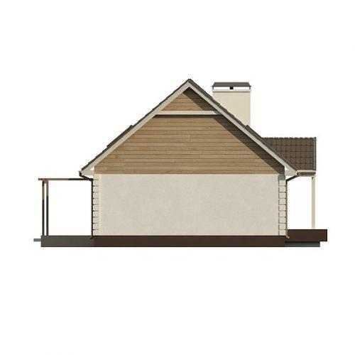 Фасад дома Z8 B 40 3