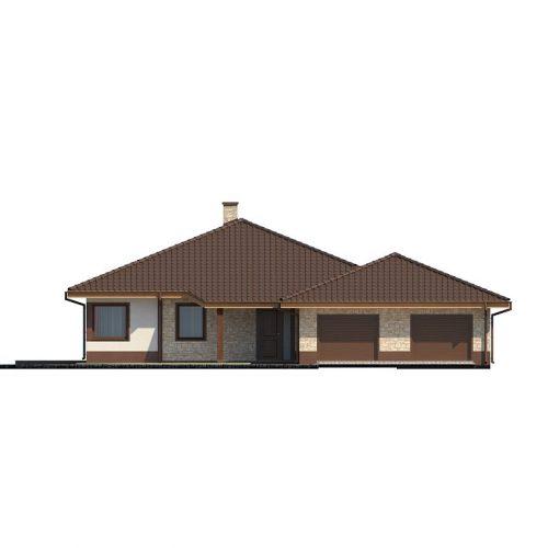Фасад дома Z82 1