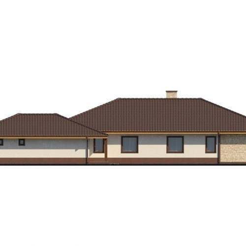Фасад дома Z82 3