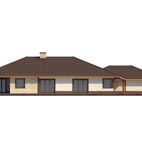 Фасад дома Z82 4