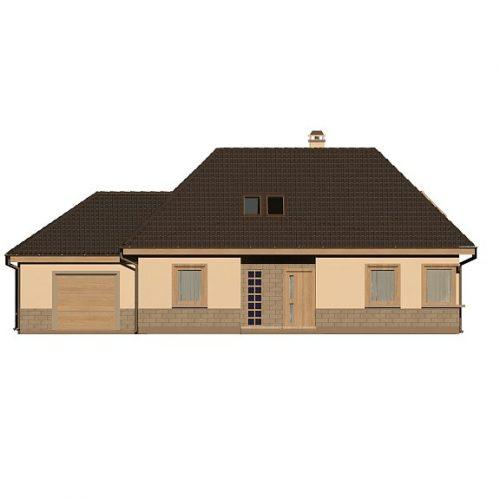Фасад дома Z84 GL 1