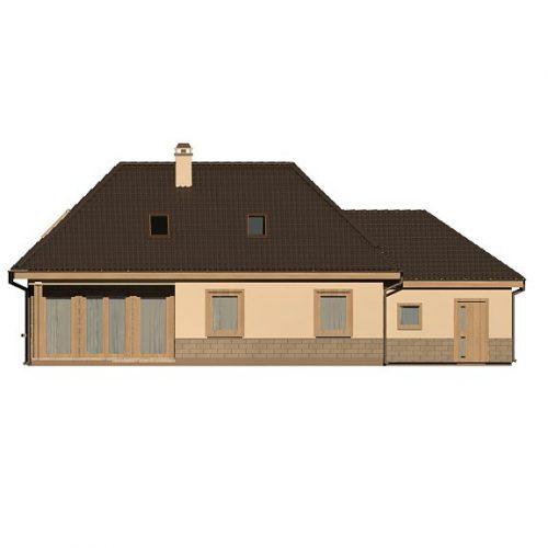 Фасад дома Z84 GL 3