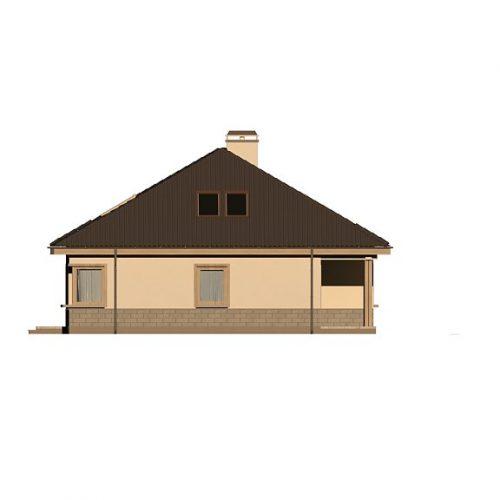 Фасад дома Z84 GL 4