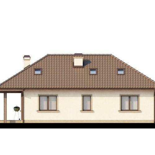 Фасад дома Z85 2
