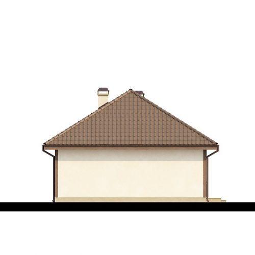 Фасад дома Z85 3