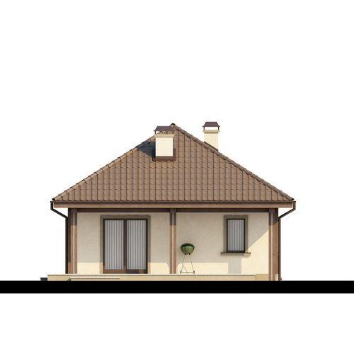 Фасад дома Z85 4