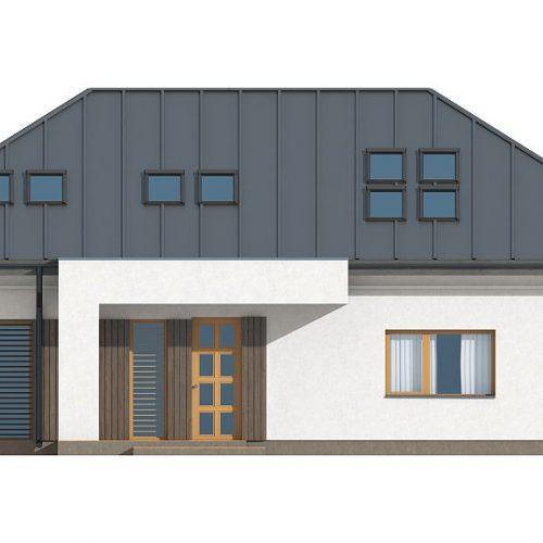 Фасад дома Z85 C 1