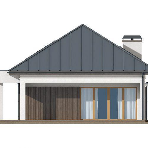 Фасад дома Z85 C 2