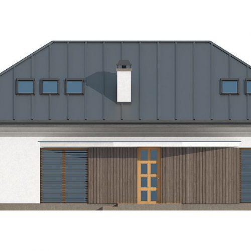 Фасад дома Z85 C 3