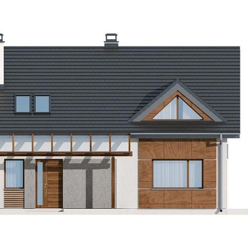 Фасад дома Z89 1