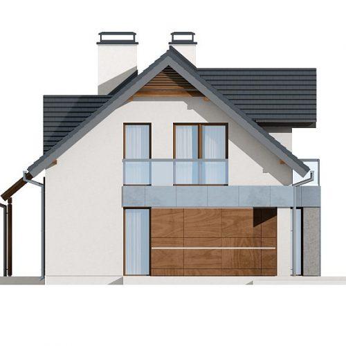 Фасад дома Z89 2