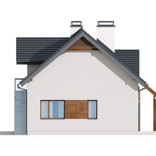 Фасад дома Z89 4