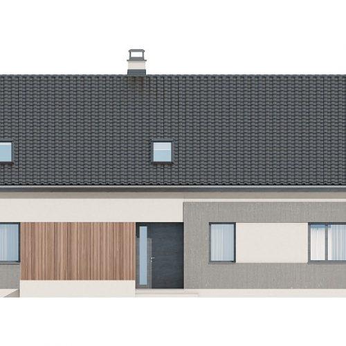 Фасад дома Z97 1