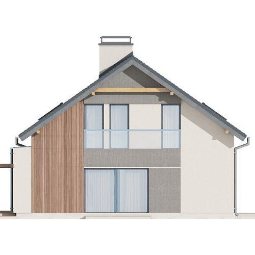 Фасад дома Z97 4