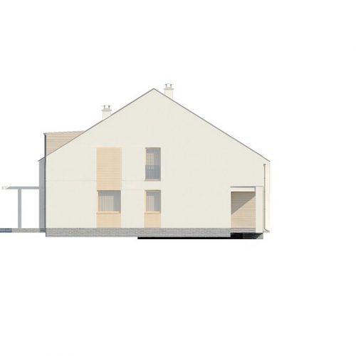 Фасад дома Zb13 3