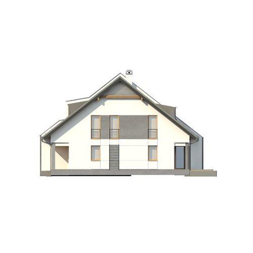 Фасад дома Zb15 2