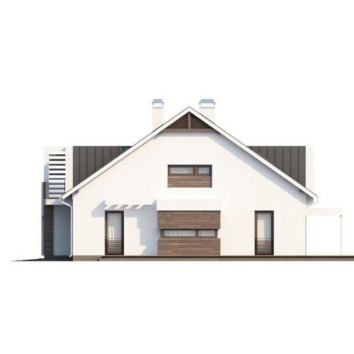 Фасад дома Zb6 4