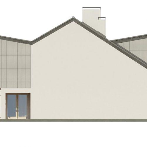 Фасад дома Zb7 3