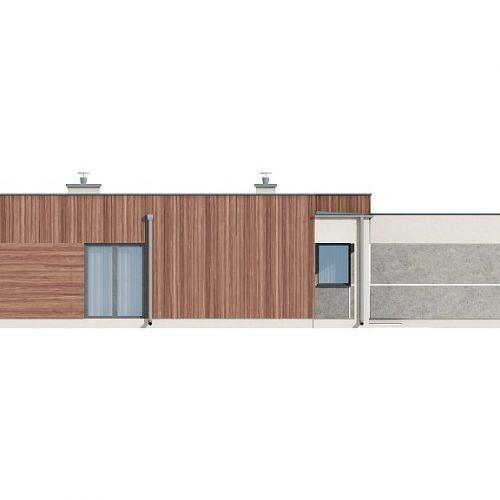 Фасад дома Zx103 2