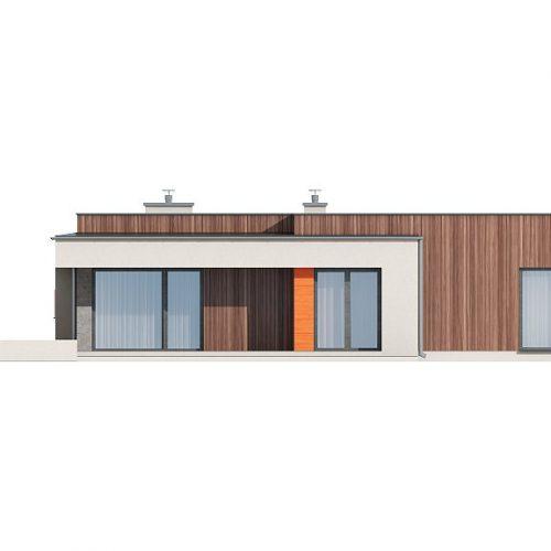 Фасад дома Zx103 3