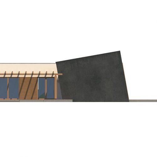 Фасад дома Zx106 3