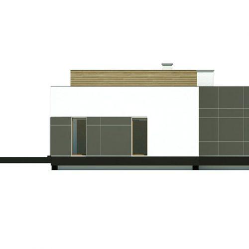 Фасад дома Zx111 2