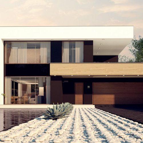Фото проекта дома Zx123 GP2 вид 2