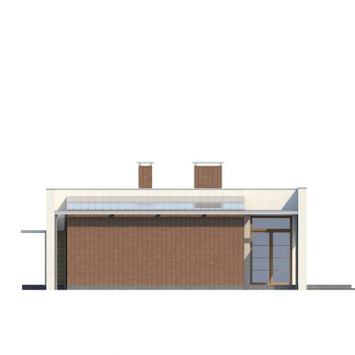 Фасад дома Zx13 4