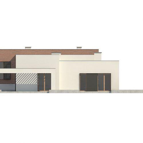 Фасад дома Zx132 2