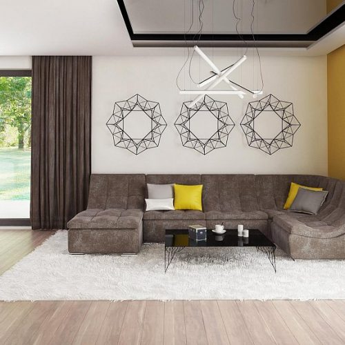 Фото интерьера дома Zx139 3