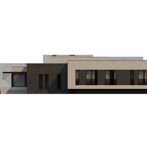 Фасад дома Zx141 4