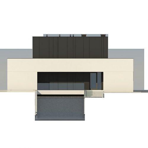 Фасад дома Zx143 1