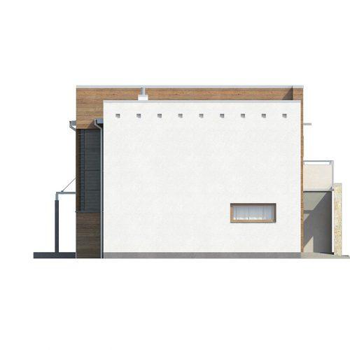 Фасад дома Zx15 3