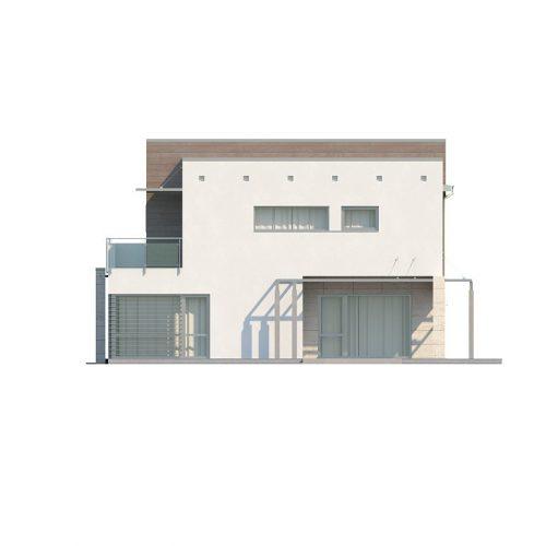 Фасад дома Zx15 GL2 1