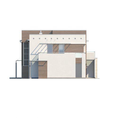 Фасад дома Zx15 GL2 3
