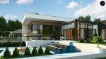 Фото проекта дома Zx151 вид с улицы