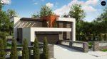 Фото проекта дома Zx159 вид с улицы