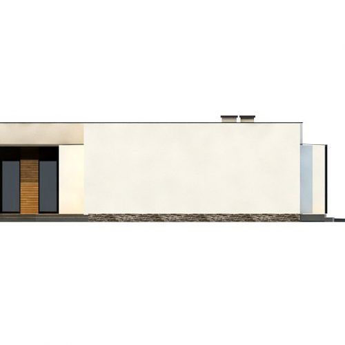Фасад дома Zx160 2
