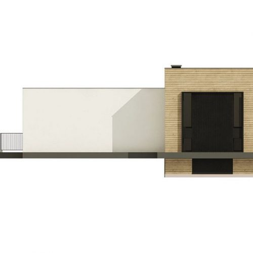 Фасад дома Zx190 2